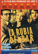 THE BLONDE AT THE BAR (LA RUBIA DEL BAR)